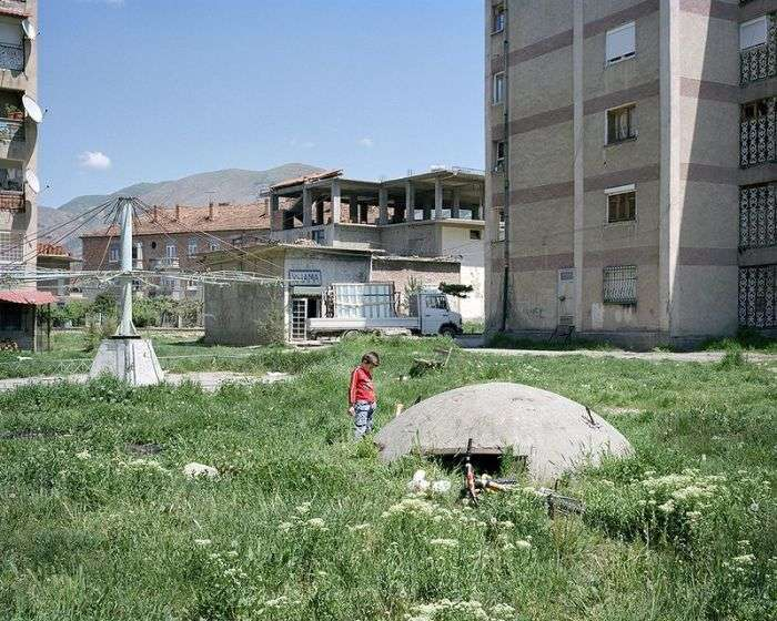 Албанська диктатор і його параноїдальна пристрасть (15 фото)