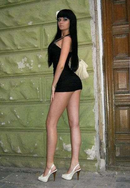 Чергова жива Барбі з України (17 фото)