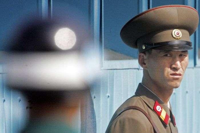 Кордон між Північною і Південною Кореєю - найбільш напружена кордон (22 фото)