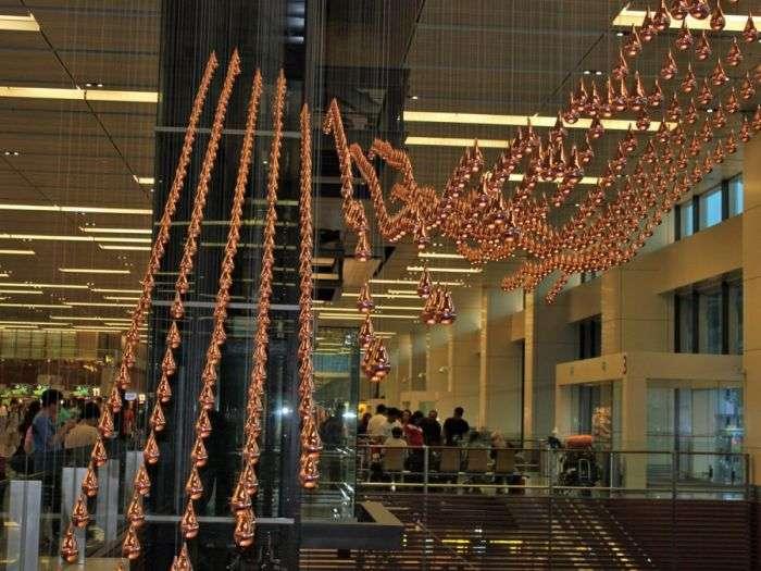 Чангі - сінгапурський аеропорт, у якому не засумуєш (28 фото)