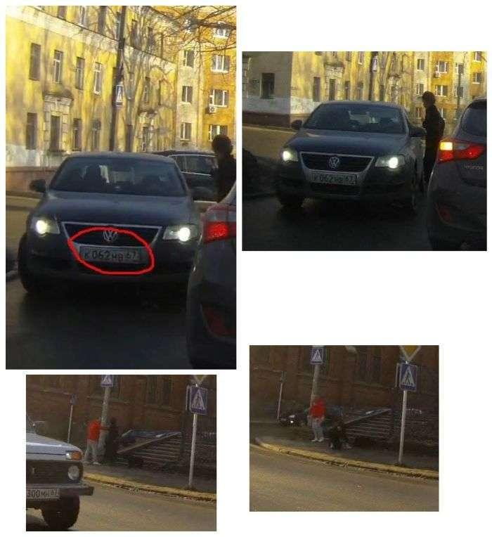 Бодібілдер Влад Ломачевский накинувся на жінку-пішохода? (11 фото + 2 відео)