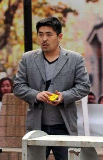 Як китайські кишенькові злодії використовують палички для їжі (4 фото)