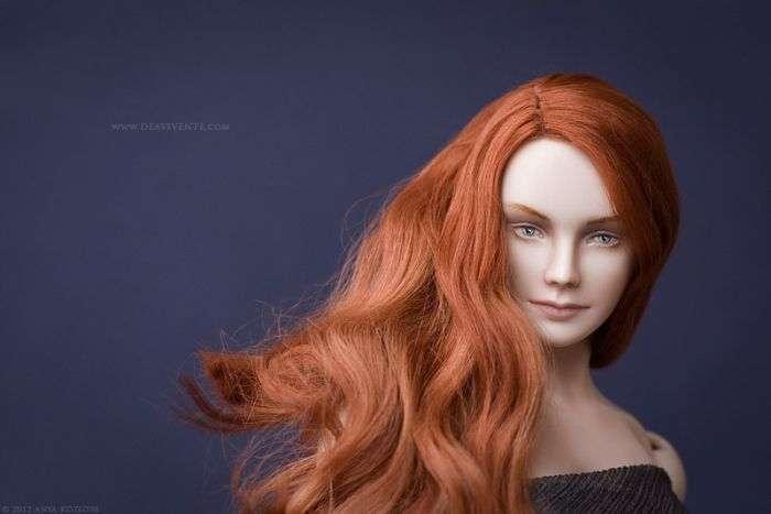 Шарнірні ляльки від Анни Козлової (44 фото)