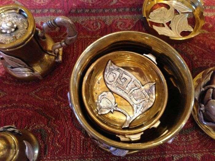 Незвичайний чайник з секретом (24 фото)