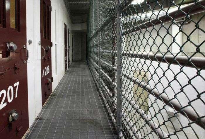 Життя у вязниці Гуантанамо (41 фото)