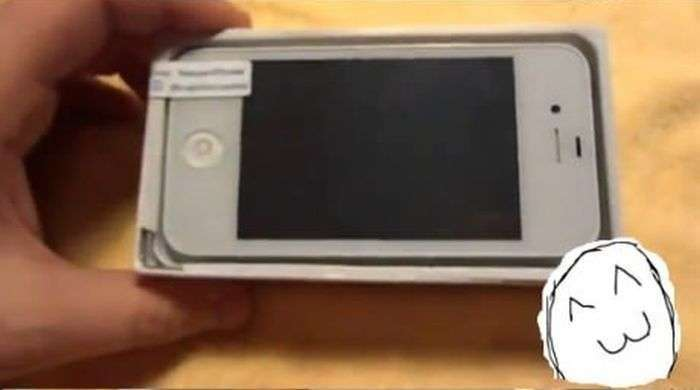 Новенький турецький iPhone недорого (8 фото)