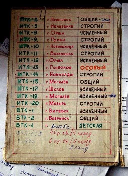 Фотопрогулянка по мінської виправної колонії (61 фото)