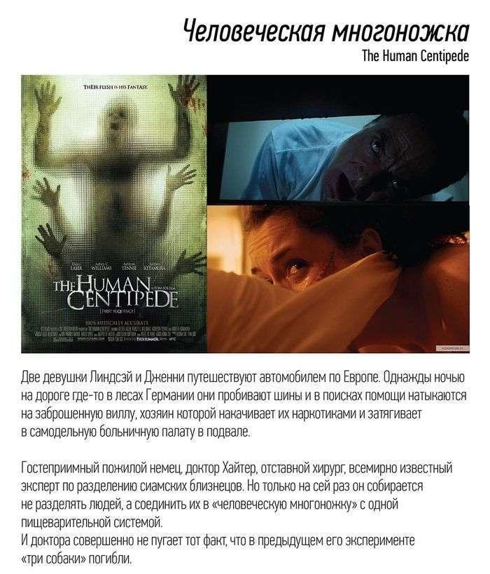 Реалістичні зйомки у відомих фільмах (9 фото)