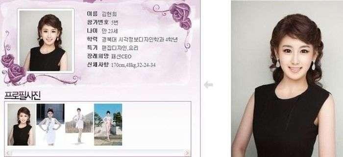 Журі конкурсу краси в Південній Кореї не позаздриш (24 фото)