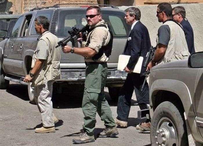 Дикі гуси - розповідь сучасного найманця, який побував в Іраку (10 фото)