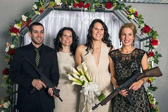 Підбірка смішних і невдалих весільних фотографій (53 фото)