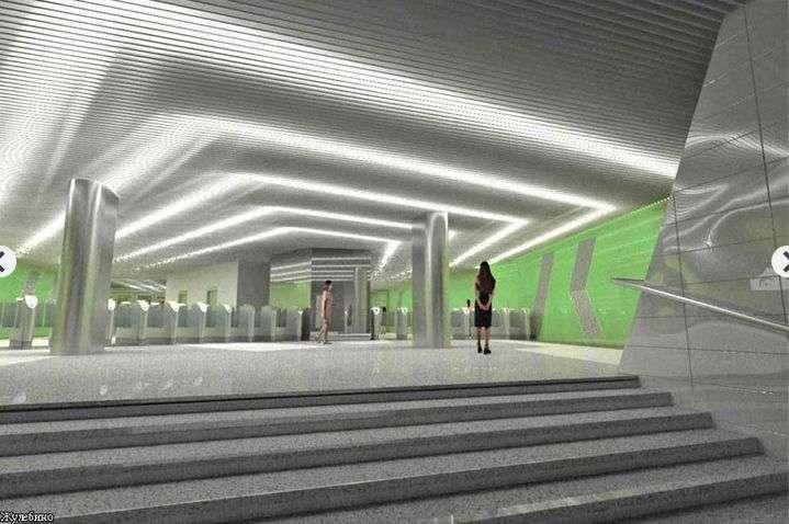 Проекти нових станцій метро для Москви (37 фото)