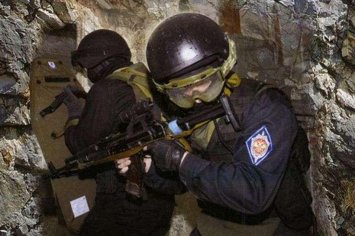 Нормативи та фізичні вимоги до бійців спецназу ФСБ (7 фото)