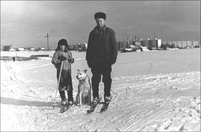 Архівні та неопубліковані фотографії південно-заходу Москви (40 фото)