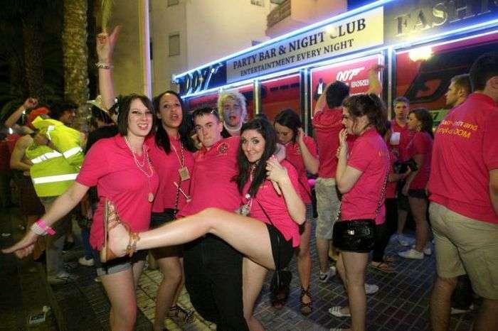Грандіозна студентська вечірка Салоуфест 2013 (60 фото)