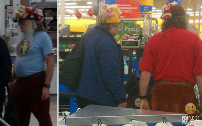 Смішні люди з супермаркетів. Частина 21 (45 фото)