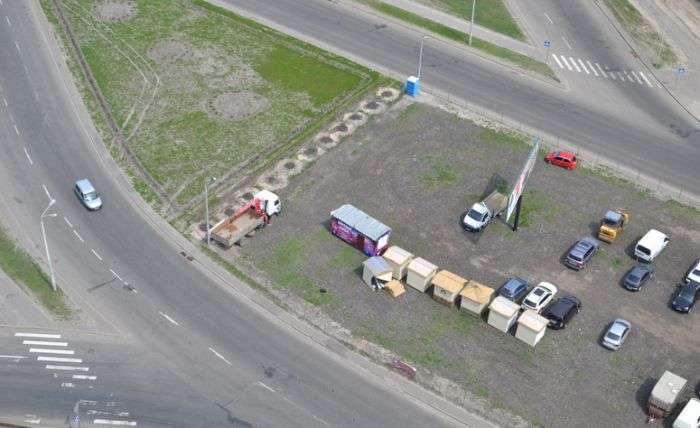 Дивний Інтим-шоп в Києві (4 фото)