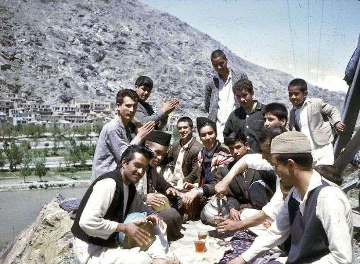 Кабул, Афганістан до війни (30 фото)