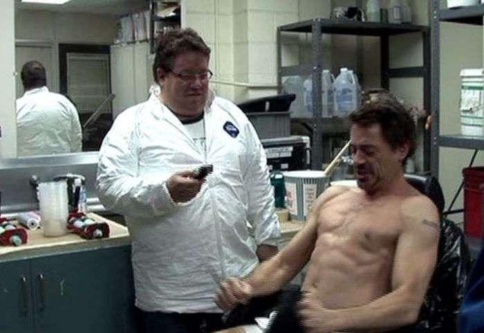 Реактор в грудях Залізної людини (14 фото)