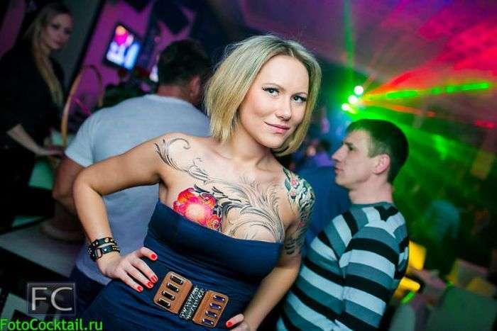 Підбірка людей з наших нічних клубів (48 фото)
