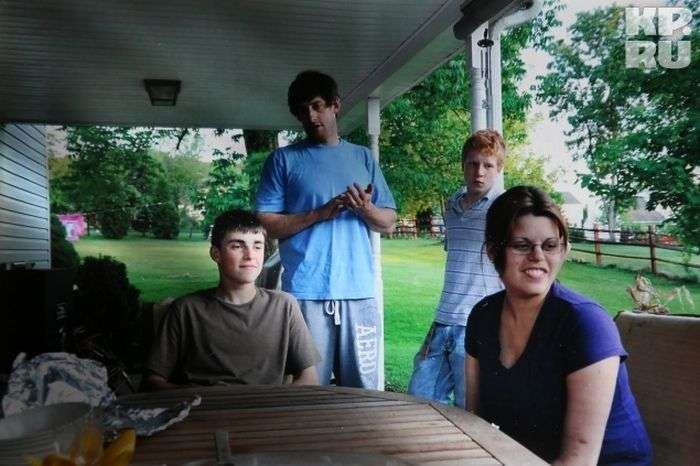 Хлопчик втік з Америки в Чебоксари (4 фото + текст)