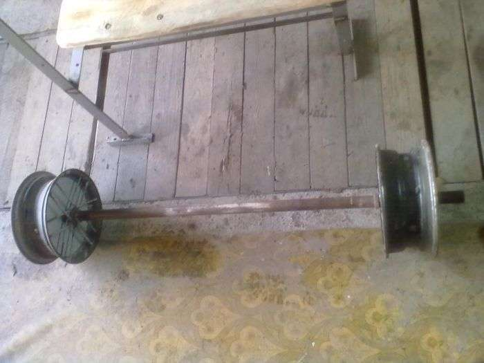 Саморобний спортінвентар з підручних засобів (13 фото)