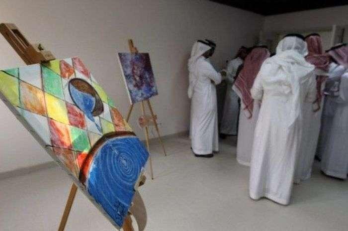 Вязниця для терористів у Саудівській Аравії (6 фото)