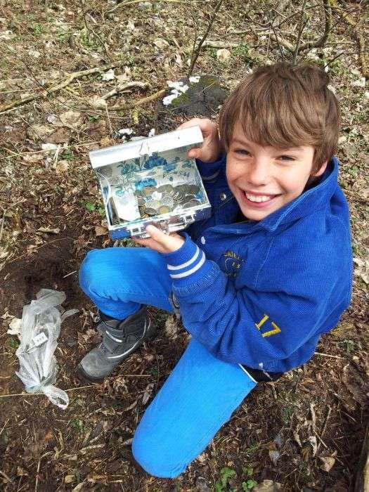 Креативний квест на день народження 11-річного сина (30 фото)