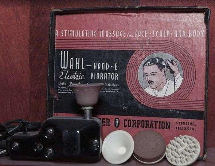 Цікаві факти з історії створення вібратора (10 фото)