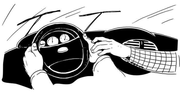 Як все влаштовано: Інструктор в автошколі (3 картинки + текст)