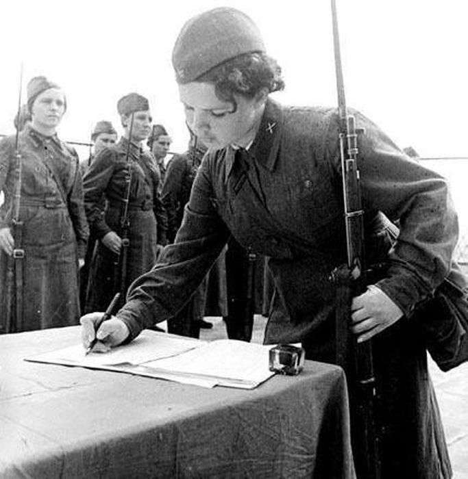 Жінки, які воювали не гірше чоловіків на війні (23 фото)