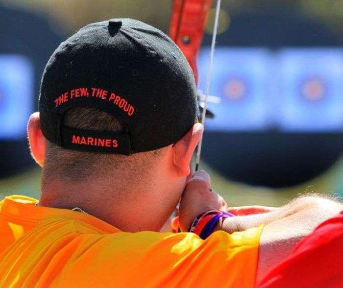 Інваліди морської піхоти на змаганнях в Кемп-Пендлтон (51 фото)