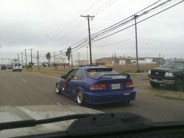 Понти при тюнінгу автомобіля (3 фото)