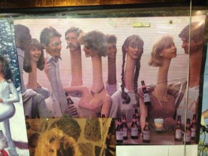 Підбірка дивних і абсурдних знімків (45 фото)