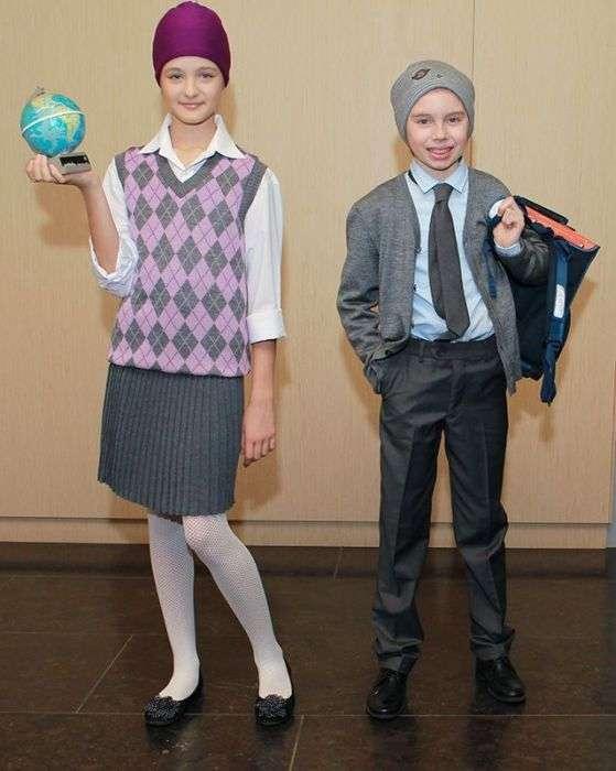 Нова шкільна форма від Слави Зайцева (13 фото)